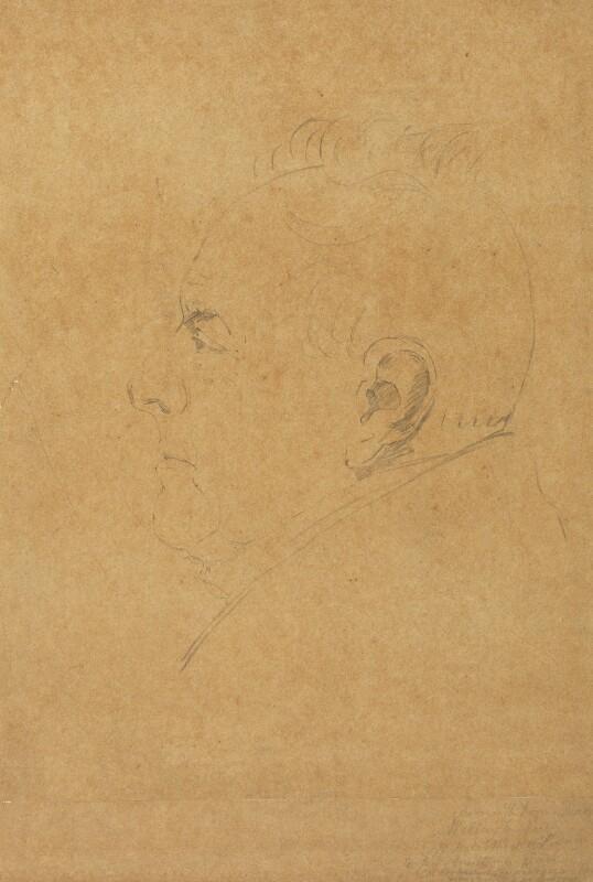 King William IV, by Sir Francis Leggatt Chantrey, 1820s or 1830s - NPG 316a(35) - © National Portrait Gallery, London