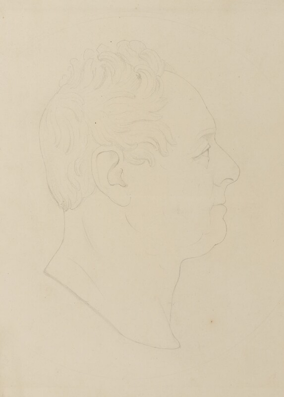 King William IV, by Sir Francis Leggatt Chantrey, 1820s or 1830s -NPG 316a(36) - © National Portrait Gallery, London