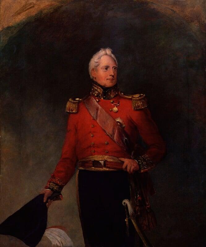King William IV, by William Salter, circa 1834-1840 - NPG 3767 - © National Portrait Gallery, London