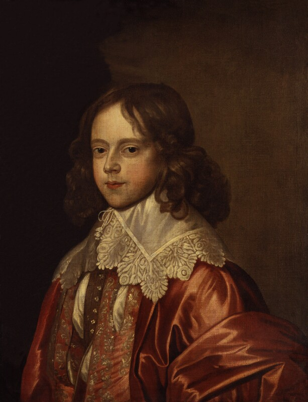 William II of Orange-Nassau, after Sir Anthony van Dyck, early 18th century? based on a work of 1641 - NPG 964 - © National Portrait Gallery, London