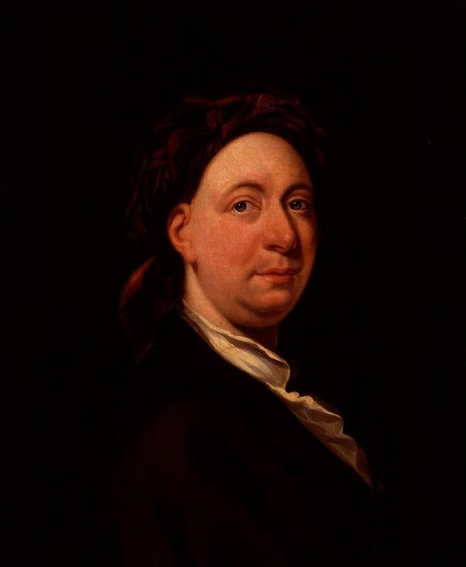 Richard Wilson, by Anton Raphael Mengs, mid 18th century, based on a work of 1752 -NPG 1305 - © National Portrait Gallery, London