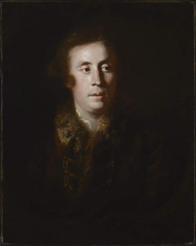 Joseph Wilton, by Sir Joshua Reynolds, 1752 - NPG 4810 - © National Portrait Gallery, London