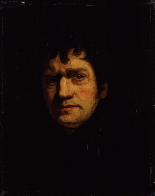 John Wolcot, by John Opie, circa 1780 - NPG 830 - © National Portrait Gallery, London