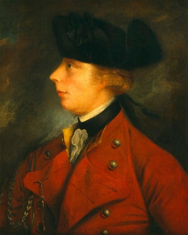James Wolfe, attributed to J.S.C. Schaak, circa 1767 - NPG 48 - © National Portrait Gallery, London