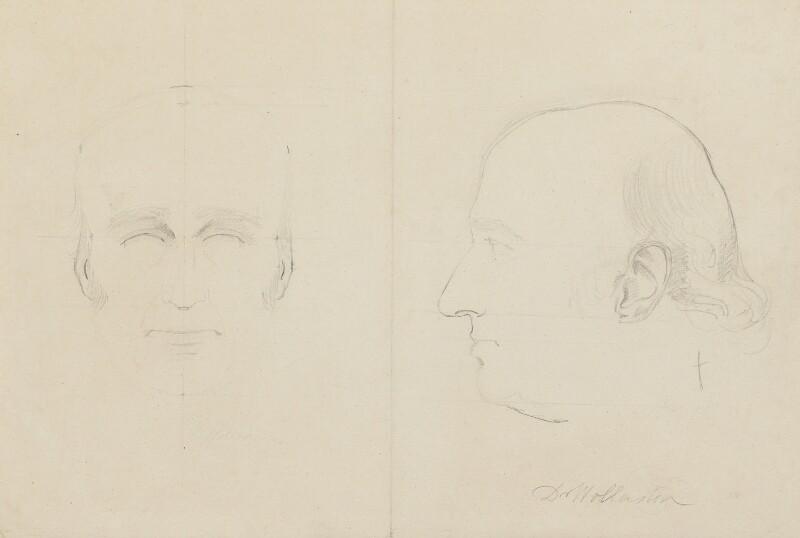 William Hyde Wollaston, by Sir Francis Leggatt Chantrey, 1827 - NPG 316a(144) - © National Portrait Gallery, London