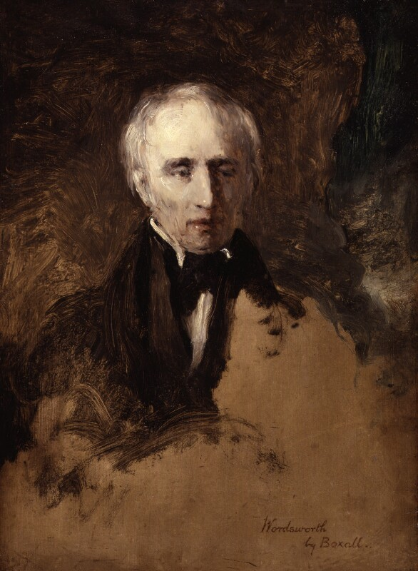 William Wordsworth, by Sir William Boxall, 1831 - NPG 4211 - © National Portrait Gallery, London