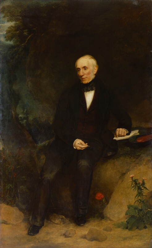 William Wordsworth, by and after Henry William Pickersgill, circa 1850 - NPG 104 - © National Portrait Gallery, London