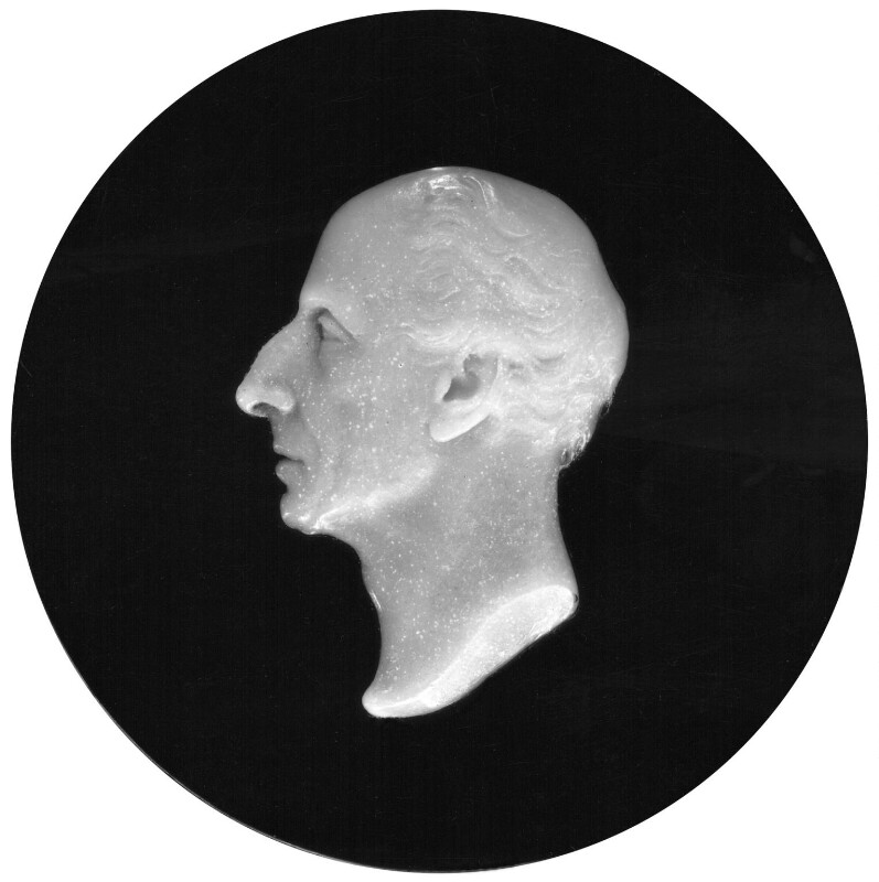 William Wordsworth, by Edward William Wyon, 1835 -NPG 2680 - © National Portrait Gallery, London