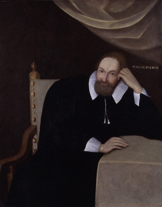 Sir Henry Wotton, by Unknown artist,  - NPG 1482 - © National Portrait Gallery, London