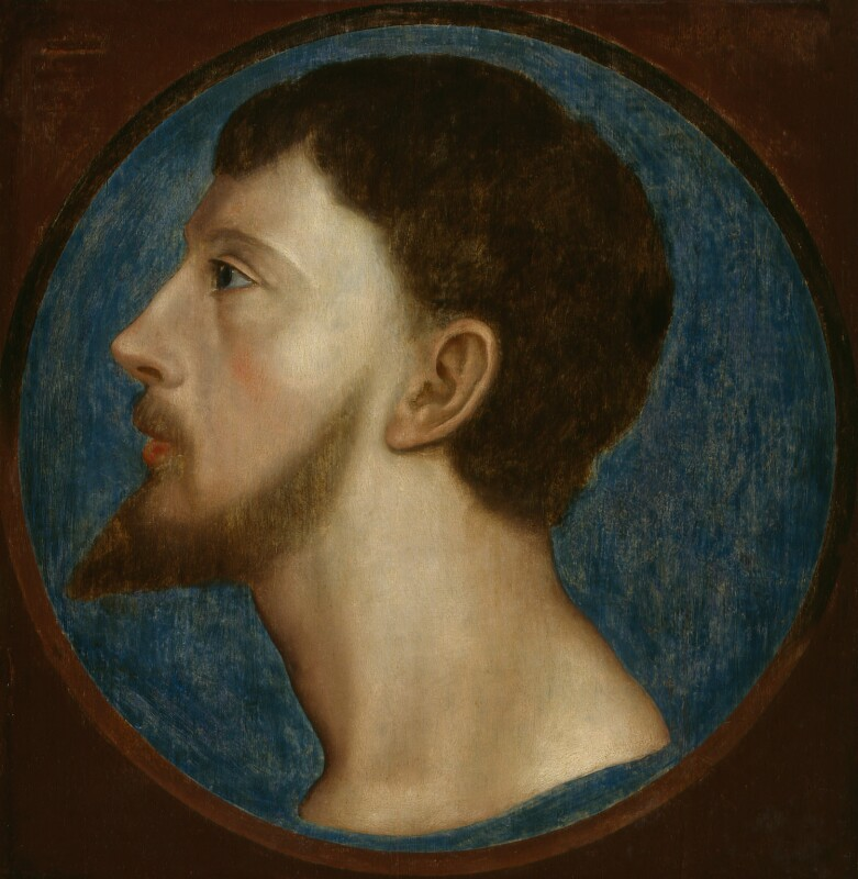 Sir Thomas Wyatt, by Unknown artist, circa 1550 - NPG 3331 - © National Portrait Gallery, London