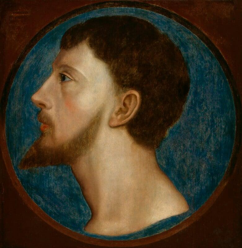 Sir Thomas Wyatt, by Unknown artist, circa 1550 - NPG 3331 - © National Portrait Gallery, London
