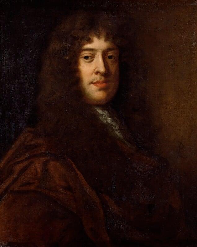 William Wycherley, after Sir Peter Lely, 1668-1669 - NPG 880 - © National Portrait Gallery, London