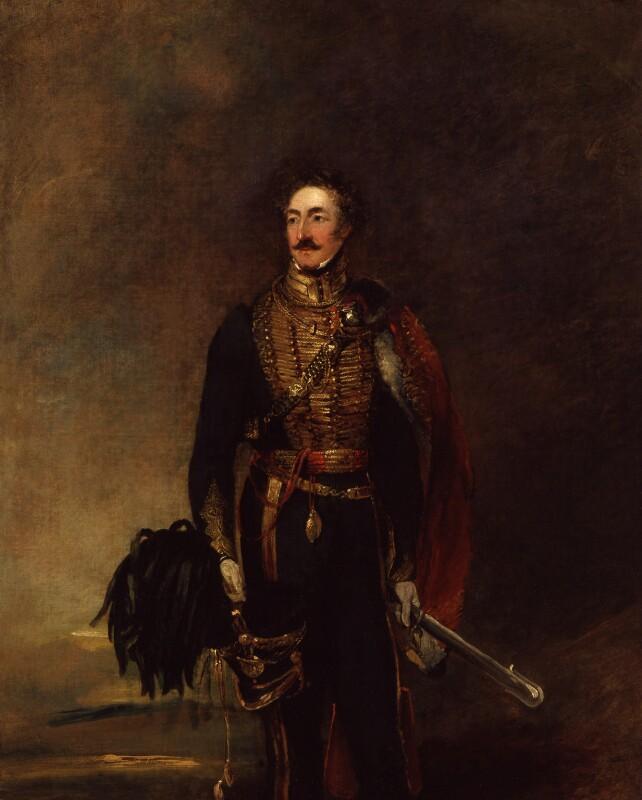 Sir Henry Wyndham, by William Salter, 1834-1840 -NPG 3769 - © National Portrait Gallery, London
