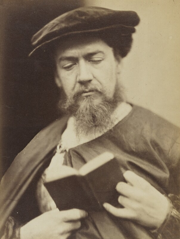 David Wilkie Wynfield, by David Wilkie Wynfield, 1860s - NPG P87 - © National Portrait Gallery, London