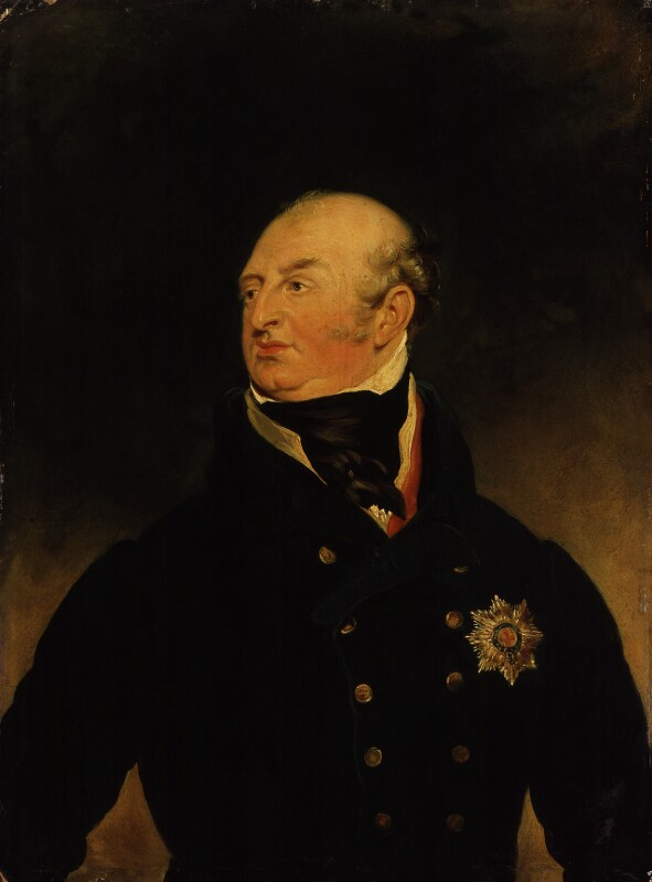 Frederick, Duke of York and Albany, by George Swendale, after  Sir Thomas Lawrence, 1829, based on a work exhibited in 1822 - NPG 1563 - © National Portrait Gallery, London