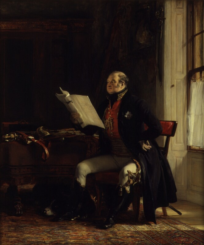 Frederick, Duke of York and Albany, by Sir David Wilkie, 1823 -NPG 2936 - © National Portrait Gallery, London