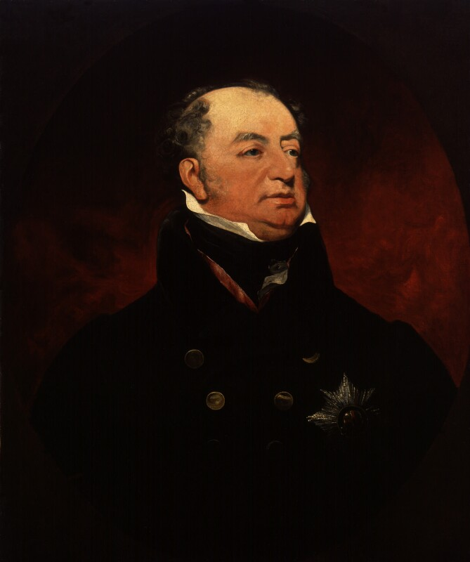 Frederick, Duke of York and Albany, after John Jackson, based on a work of circa 1822 - NPG 1615 - © National Portrait Gallery, London