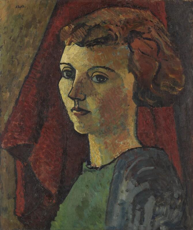 Eileen Agar, by Eileen Agar, 1927 - NPG 5881 - © estate of Eileen Agar