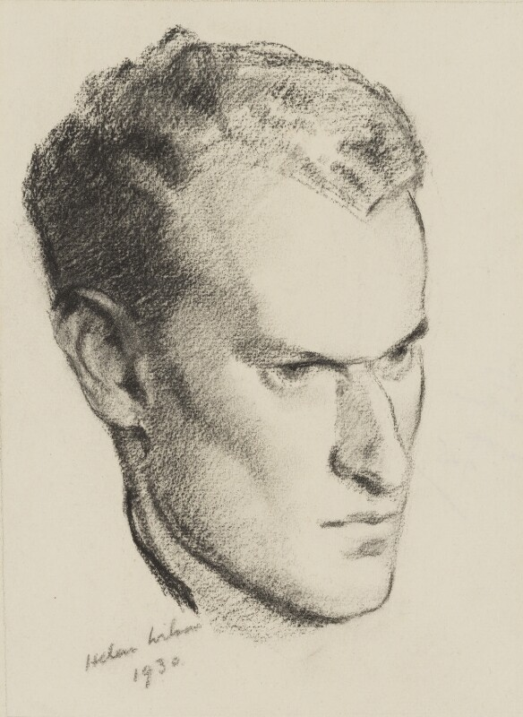 Anthony Asquith, by Helen Wilson, 1930 - NPG 5455 - © National Portrait Gallery, London