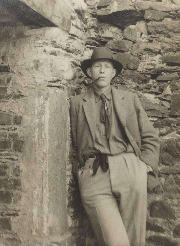 W.H. Auden, by John Bicknell Auden, 1928 - NPG P418 - © estate of John Bicknell Auden