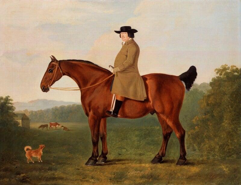 Robert Bakewell, by John Boultbee, circa 1788-1790 -NPG 5949 - © National Portrait Gallery, London