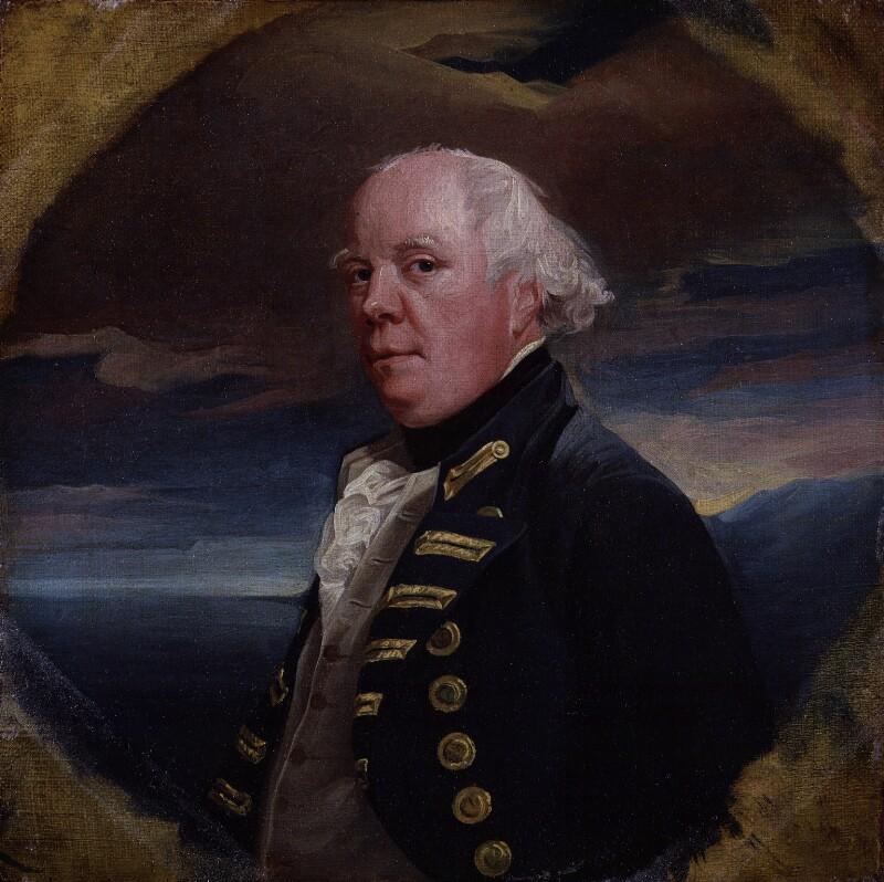 Samuel Barrington, by John Singleton Copley, circa 1790 - NPG 5519 - © National Portrait Gallery, London