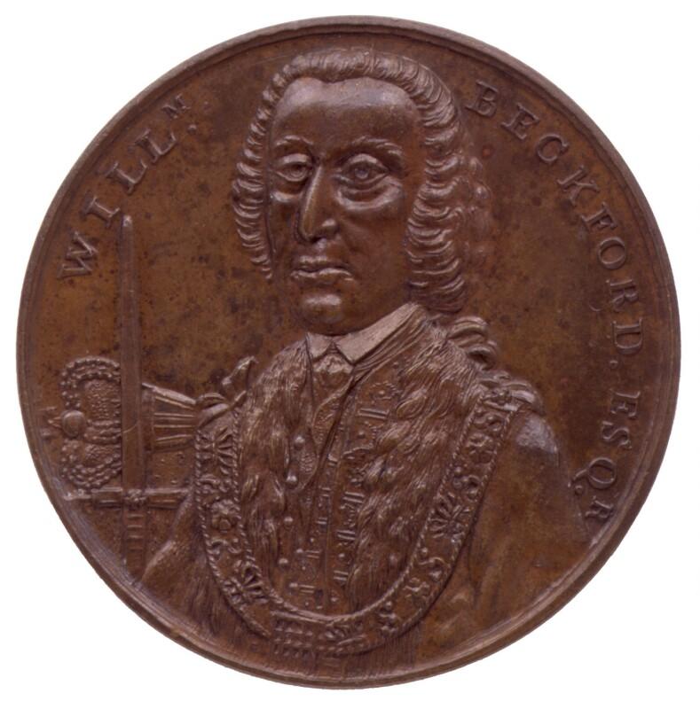 William Beckford, by John Kirk, 1770 - NPG 5758 - © National Portrait Gallery, London