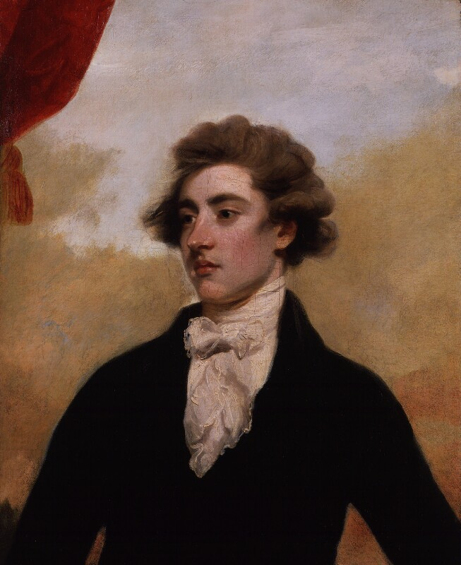 William (Thomas) Beckford, by Sir Joshua Reynolds, 1782 - NPG 5340 - © National Portrait Gallery, London