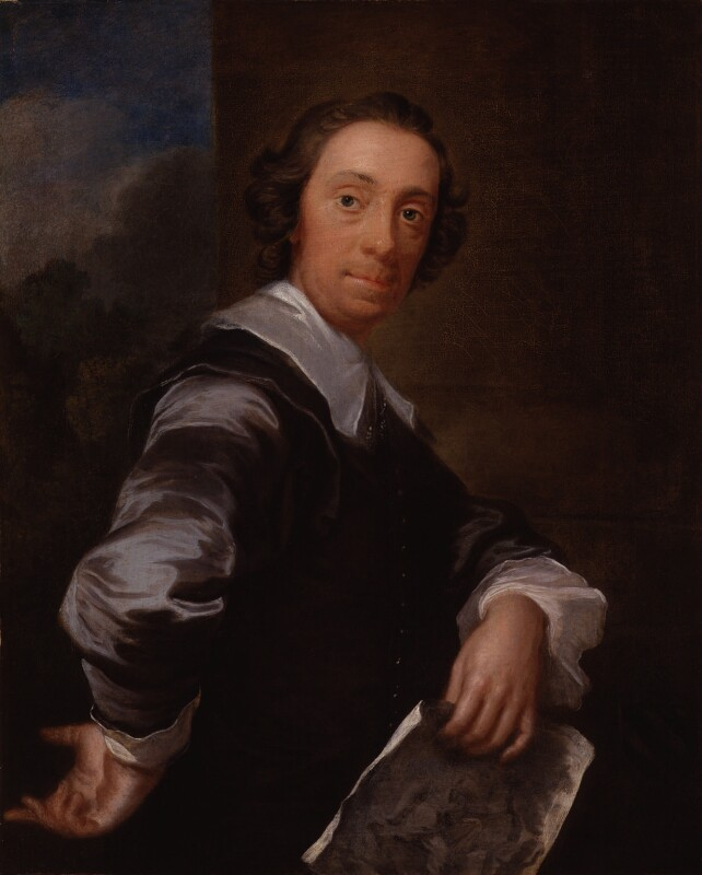 Richard Bentley, by John Giles Eccardt, 1753 - NPG 5885 - © National Portrait Gallery, London