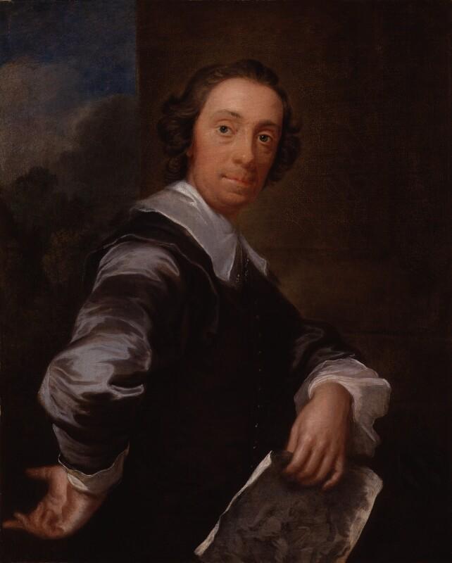 Richard Bentley, by John Giles Eccardt, 1753 - NPG 5885 - © National Portrait Gallery, London