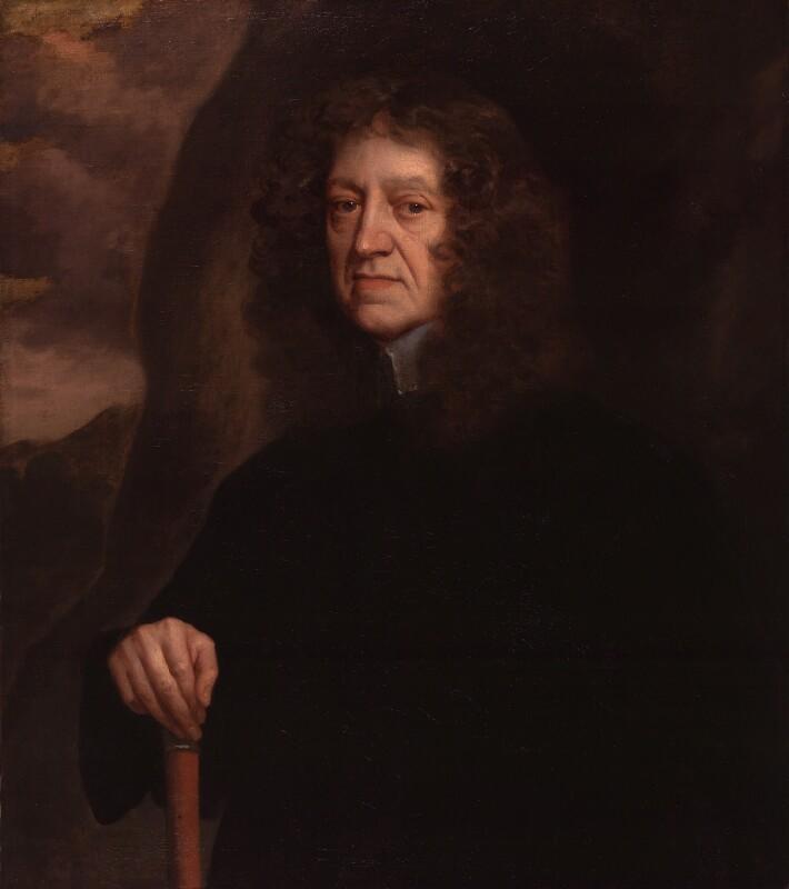 Sir Henry Blount, by Sir Peter Lely,  - NPG 5491 - © National Portrait Gallery, London