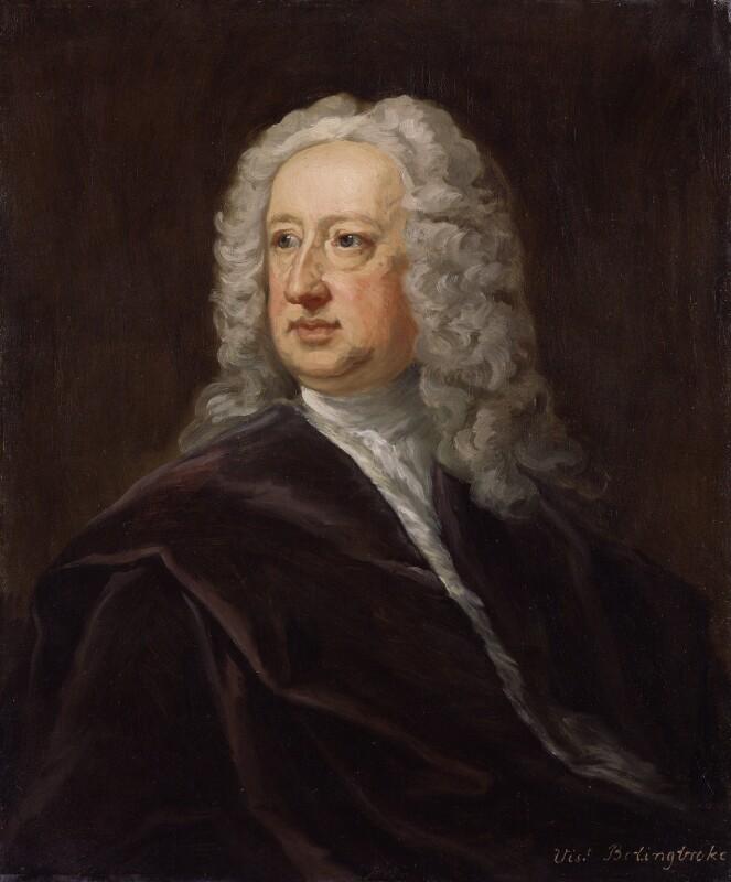 Henry St John, 1st Viscount Bolingbroke, by Jonathan Richardson, circa 1738 - NPG 5598 - © National Portrait Gallery, London