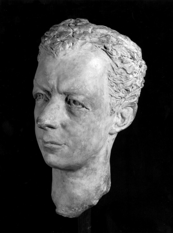Benjamin Britten, by Georg Ehrlich, 1951 - NPG 5910 - Photograph © National Portrait Gallery, London