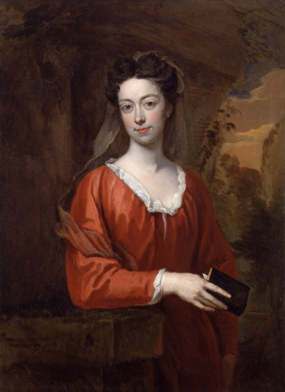 Elizabeth Burnet, by Sir Godfrey Kneller, Bt, circa 1707 - NPG 5751 - © National Portrait Gallery, London