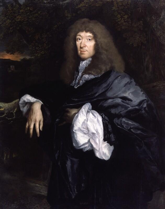 Samuel Butler, attributed to Pieter Borsseler, circa 1665 - NPG 5924 - © National Portrait Gallery, London