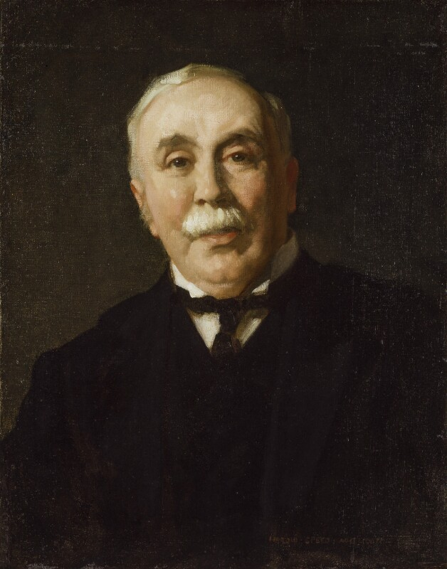 Sir Henry Campbell-Bannerman, by Harold Speed, 1907 - NPG 5777 - © reserved; collection National Portrait Gallery, London