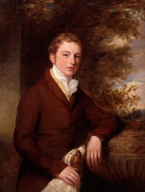 William Hookham Carpenter, by Margaret Sarah Carpenter (née Geddes), 1816 - NPG 5708 - © National Portrait Gallery, London