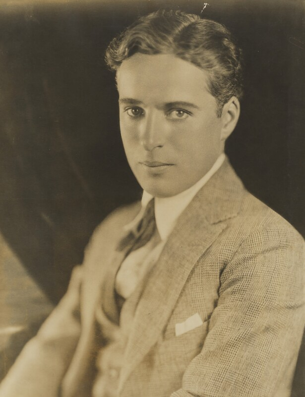 Charlie Chaplin, by Strauss-Peyton Studio, 1921 - NPG P283 - © National Portrait Gallery, London