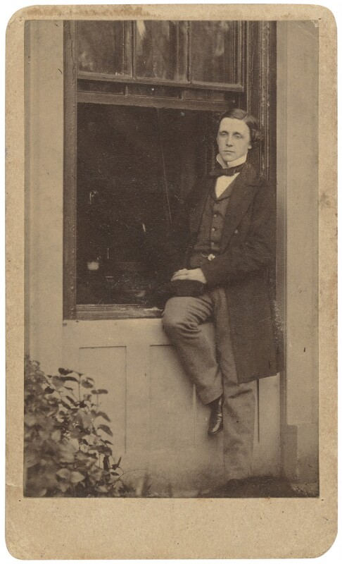 Lewis Carroll, by Lewis Carroll (Charles Lutwidge Dodgson), circa 1857 - NPG P237 - © National Portrait Gallery, London
