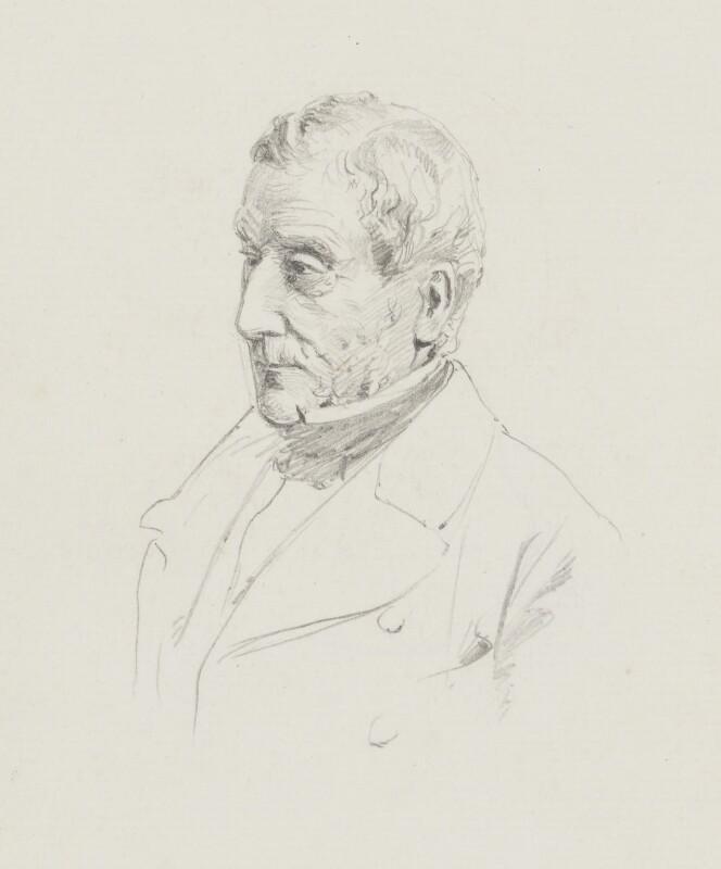 Henry Howard, 2nd Earl of Effingham, by Frederick Sargent, 1880s? - NPG 5645 - © National Portrait Gallery, London