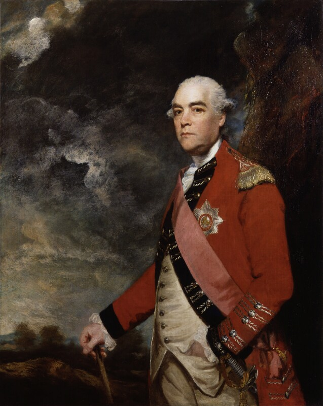 Sir William Fawcett, by Sir Joshua Reynolds, 1784 - NPG 5515 - © National Portrait Gallery, London