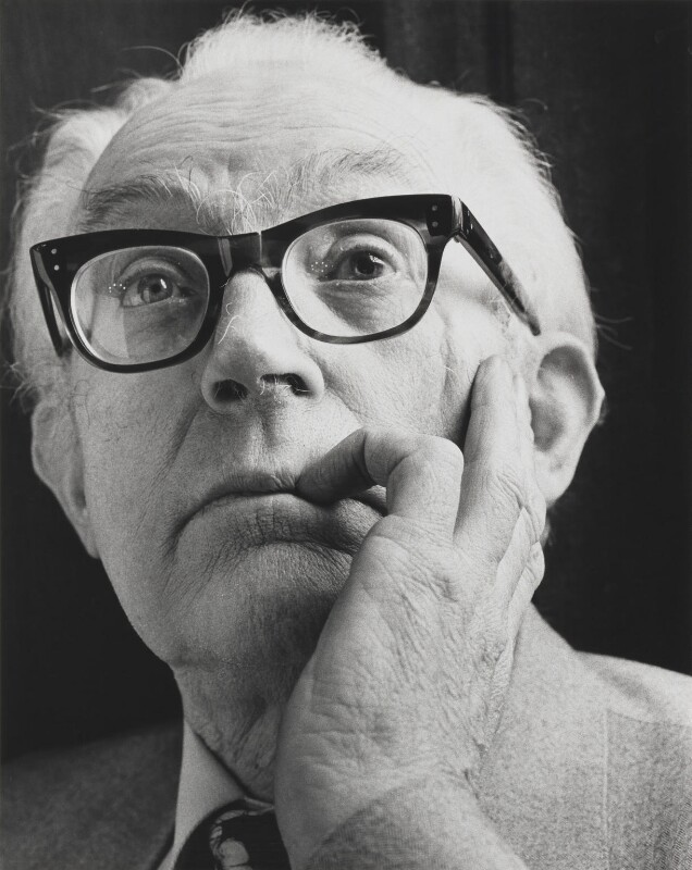 Michael Foot, by Norman Parkinson, 1981 - NPG P174 - © Norman Parkinson Archive/ Iconic Images