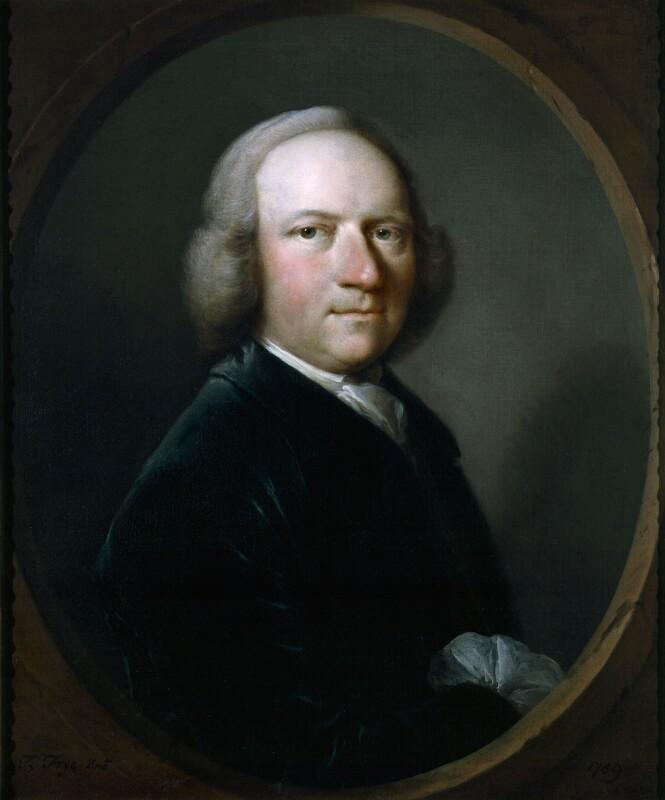 Thomas Frye, by Thomas Frye, 1759 - NPG 5471 - © National Portrait Gallery, London