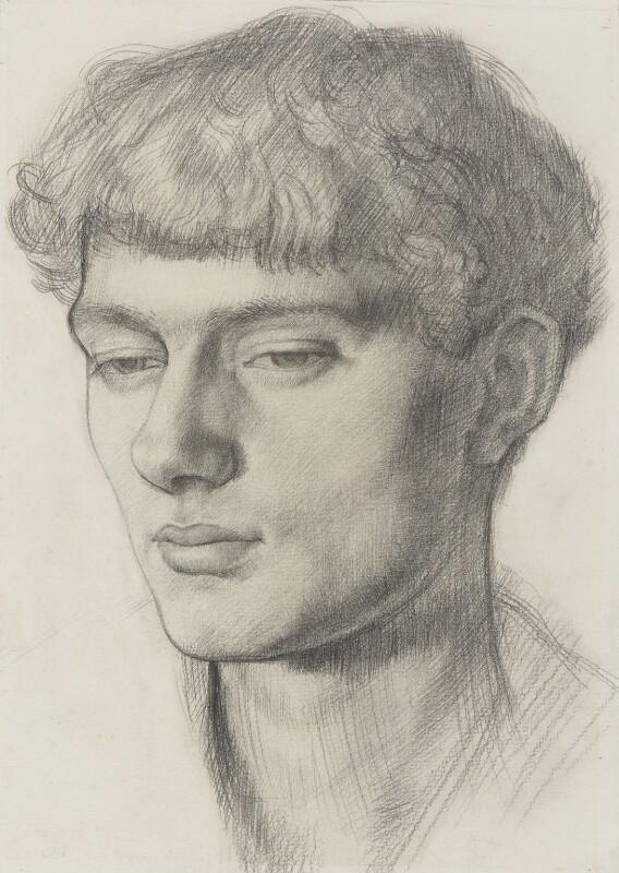 Mark Gertler, possibly by Dora Carrington, circa 1909-1911 - NPG 5431 - © National Portrait Gallery, London