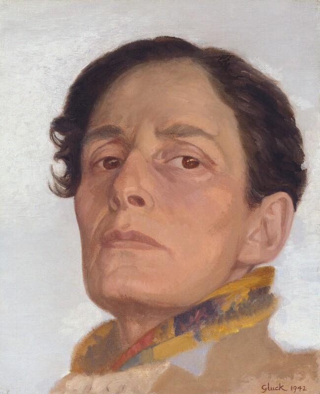 Gluck, by Gluck, 1942 - NPG 6462 - © National Portrait Gallery, London