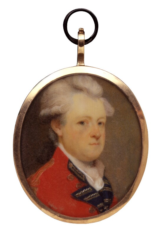 William Harcourt, 3rd Earl Harcourt, attributed to Richard Collins, circa 1780 - NPG 5561 - © National Portrait Gallery, London