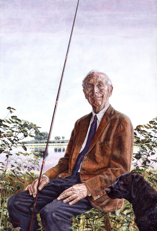 Alec Douglas-Home, by Suzi Malin, 1980 - NPG 5367 - © National Portrait Gallery, London