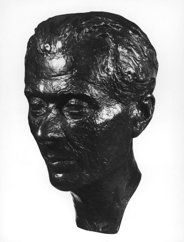 Aldous Huxley, by Maria Petrie (née Zimmern), 1959 - NPG 5282 - Photograph © National Portrait Gallery, London