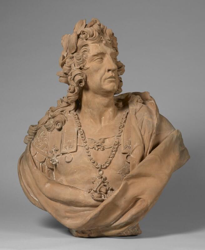 King James II, by Unknown artist, 1685-1688 - NPG 5869 - © National Portrait Gallery, London