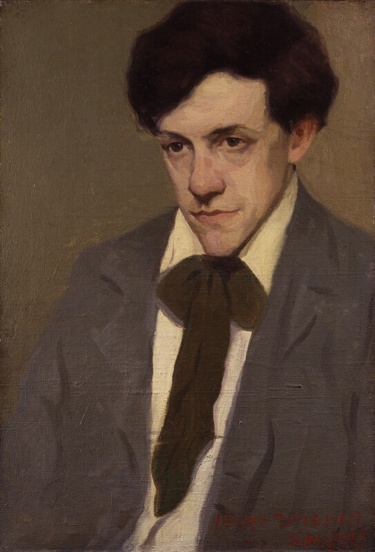 James Bolivar Manson, by Samuel Halpert, 1903 - NPG 5731 - © National Portrait Gallery, London